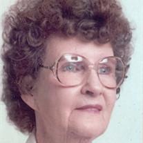 Eva Leona Walker