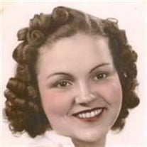 Mary Frances (Mildred) Logal