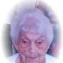 Velma Hufford Mudd Berrey