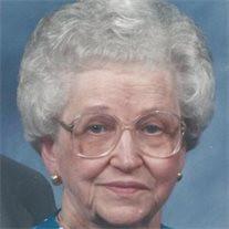 Hazel D. Brock