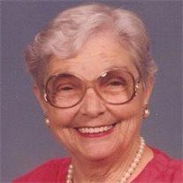 Mrs. Ravenell Crane Wooten