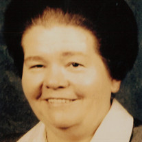 Barbara Mae Page Ford
