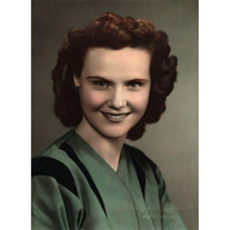 Dorothy Isabelle Caster