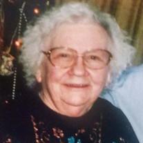 Mrs. Shirley May Rosamond