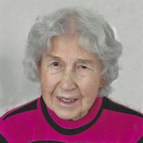 Margaret Elizabeth McBride