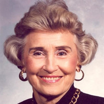 Mrs. Elizabeth Wade McMurray