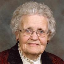 Mrs. Mary Winnifred Benson