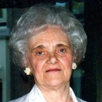 Mrs. Gertrude Marie Wenner