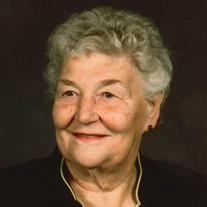 Mrs. Doris Eichelberger