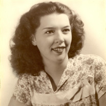 Mrs. Mary Loyce Morris Hays