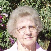Hazel Eileen Dixon