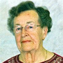Irene Elvera Hofstetter