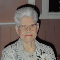 Mrs. Anna Faye Novosad