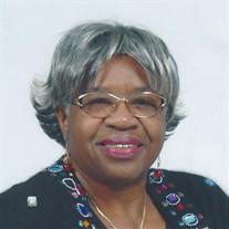 Shirley Frances Jordan