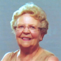 Mrs. Mavis Winnie Allison