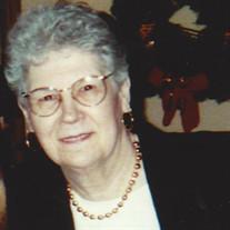 Mrs. Margaret  Standard