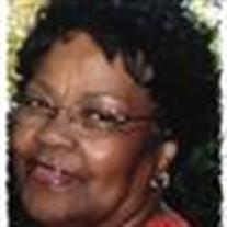 Mrs. Florence Thomas