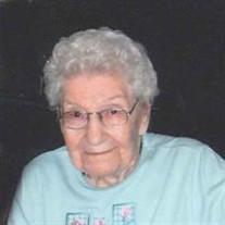 Lucille M. Weber