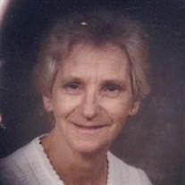 Hazel Irene Anderson
