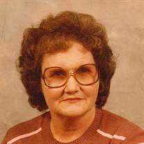 Mrs. Emma Beane King