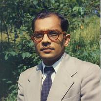 Dr. Sharad A. Patel