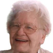 """Mrs.  Elizabeth """"Betty"""" Lyon Griffith"""