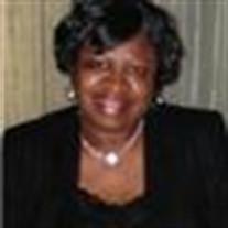 Shirley Ann Glover