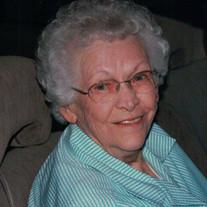 Mrs. Clara Abercrombie Brackett