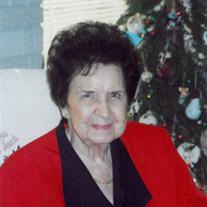 Betty Powers Warner Wood