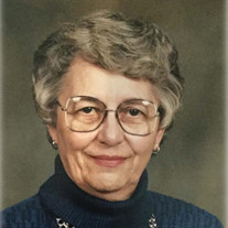 Eleanor A. Lindstrom