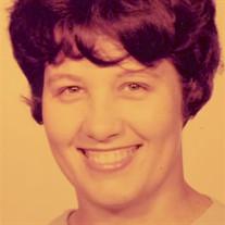 Anita Carolyn Bryant Waldrop