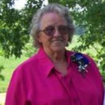 """Wanda W. """"Betty"""" Summerfield"""