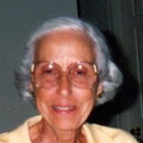 Mrs. Anne D'Aloia Hurst