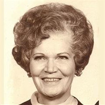Mary Evelyn Wise