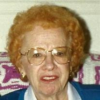 Mrs. Agnes Mary Jaeger