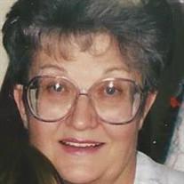 """Geraldine """"Gerry"""" Marie Schmidt"""