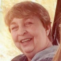 "Patricia Ann ""Nana"" Isaacs McAninch"