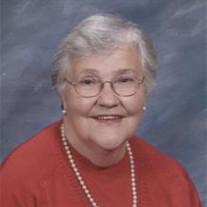 Mrs. Peggy Carter Crocker