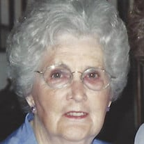 Mrs. Geneva Moran Hoover