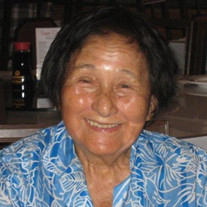 """Elizabeth """"Betty""""  Kiyoko Rokuta"""