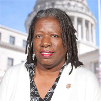 State Rep. Esther  Harrison