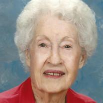 Margaret Rebecca Dykes Baker
