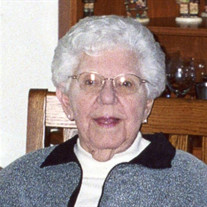"Ursula ""Sally"" M. Oberman"