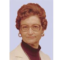 Mettie Maxine Milligan