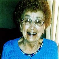 Betty Evelyn Joseph