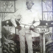 Mr. Lucious Birks Sr.
