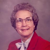 Mrs. Mozelle Turner Baker Ferguson