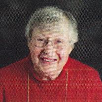 Mary B Jacobsen