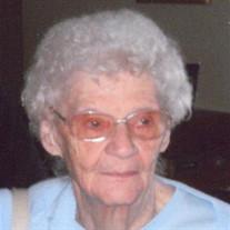 Mildred E Cole