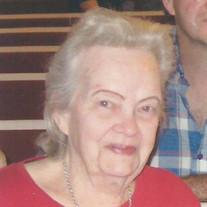 Evelyn Gladdin Weaver